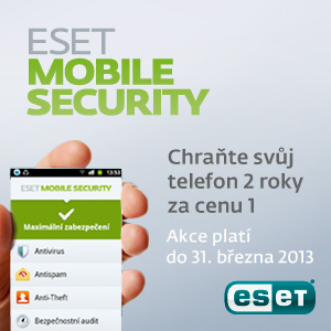eset mobile security 2 za 1