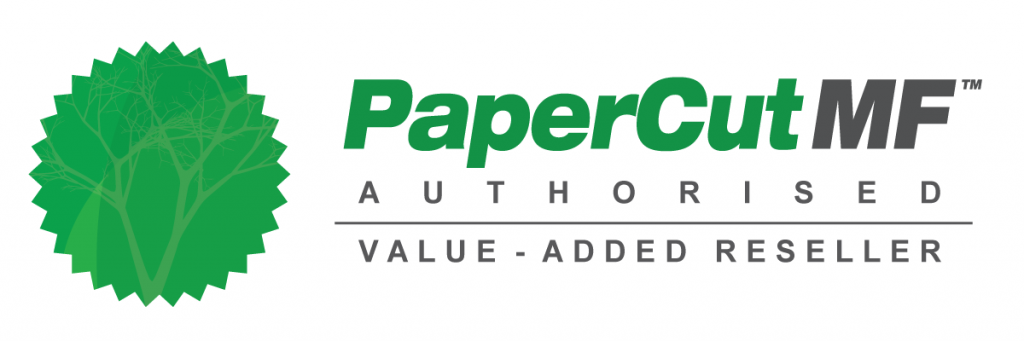 PaperCut MF Authorized Value Added Reseller.