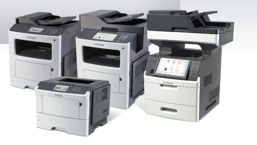 Lexmark tiskárny